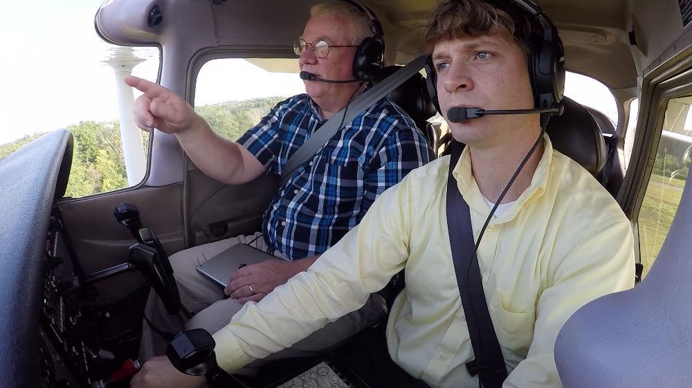 Cómo son las lecciones de vuelo?