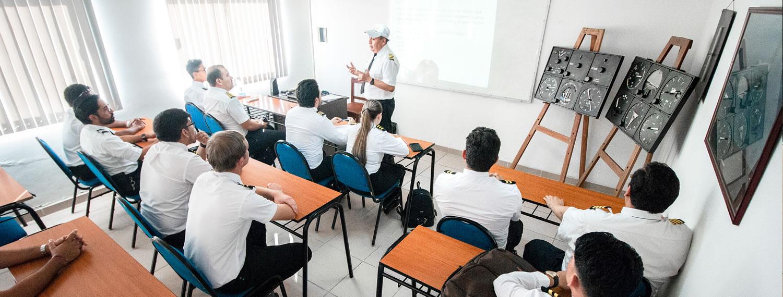 Escuelas Aéreas en Bolivia