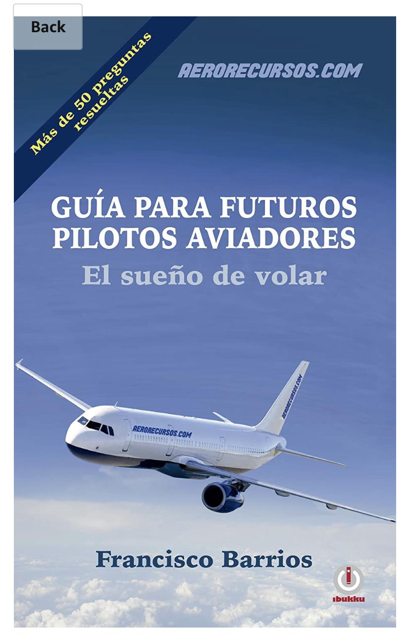 Guia para Futuros Pilotos Aviadores – Francisco Barrios